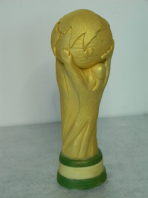 World Cup Cake Topper